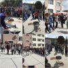 Cengiz Topel Ortaokulu Nevruzu kutluyor