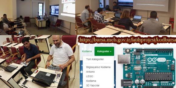 Arduino Tanıtımı ve Uygulamaları