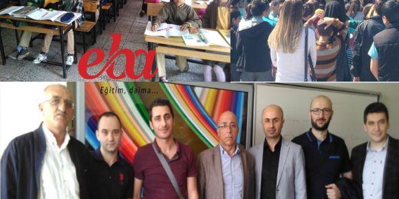 Yıldırım İlçe Milli Eğitim Şube Müdürü Selami ÇİÇEK'ten okullara ziyaret