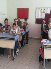 Artvin Çoruh İlkokulunda Annem Babam Okula Başlıyor