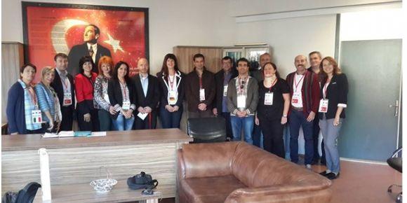 Muratpaşa Adem Tolunay Anadolu Lisesinden büyük başarı