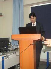 Malatya Mehmet Emin Bitlis Ortaokulu Öğretmenlerine EBA Tanıtım Semineri Yapıldı