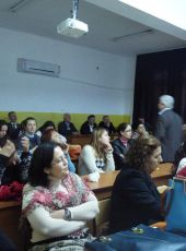 Milas Anadolu Lisesi EBA Bilgilendirme Toplantısı