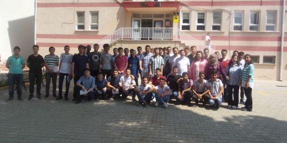 Balıkesir Anadolu İmam Hatip Lisesi karne günü