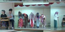 Fatih Sultan Mehmet İmam Hatip Ortaokulu öğrencilerinden tiyatro