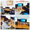 Ahmet Cevdet Çamurdan Ortaokulu robotik kodlama çalışmalarınabaşladı