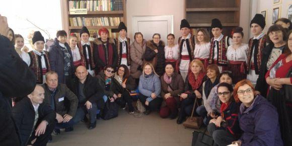 Umurbey İlkokulu ERASMUS+ İle Dünyayı Geziyor