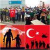 Vatanımızın Bekçisi Kahraman Mehmetçiğe Moral Mektubu  projesi  ocak ayı çalışmaları