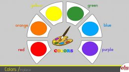 Bu infografikte renkler ele alınmıştır.