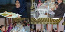 Fatih Sultan Mehmet İmam Hatip Ortaokulu ilk iftarını yaptı