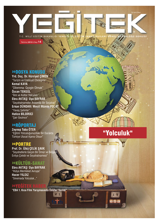 Yeğitek Dergi