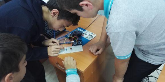 Arduino İle Kodlama Etkinliği