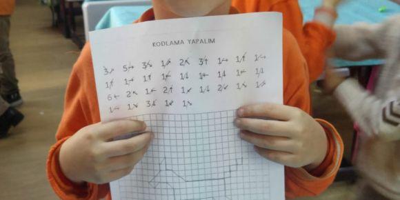 Cemal Reşit Rey İlkokulu Kodlarsa İstanbul Kodlar