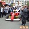 Formula-1 Aracımız Görücüye Çıktı