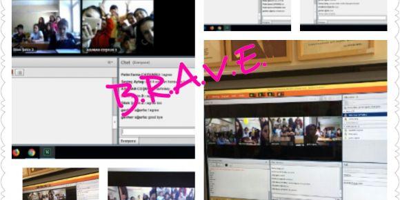 Öğrencilerin  webinar heyecanı