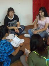 Koreli öğrencilerle İsmail Kulak Anadolu Lisesi öğrenciler buluştular.