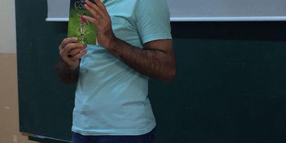 Sene sonu öğretmen mesleki çalışma seminerinde Doğadaki Son Çocuk kitabını tartıştık