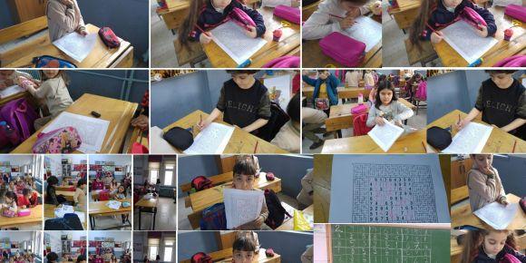 Sudoku çözüyoruz