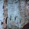 Kars , Çıldır Gölü adasındaki kalıntılar