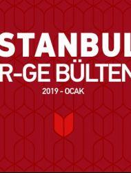 İstanbul AR-GE BÜLTENİ Ocak-2019
