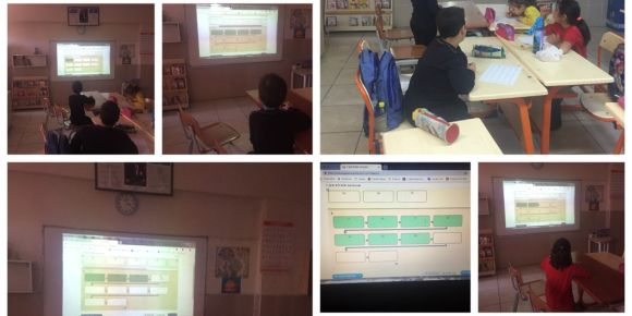 Adana Çukurova Hacı Nazım Turgut İlkokulu Let's learn Math With Web 2.0 Tools''