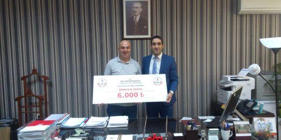 Bergama Fatih Projesi Eğitmeni Hasbi ERDOĞMUŞ'dan Büyük Başarı