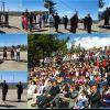 Osmaniye/Düziçi Alibozlu Ortaokulu öğrencileri Çanakkale şehitlerini unutmadı