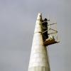 Minare inşaatı