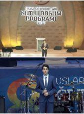 Maltepe Orhangazi Anadolu İmam Hatip Lisesi Öğrencisi Erkam Aslanoğlu´nun Büyük Başarısı
