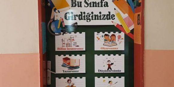 Fahrettin Uyguntüzel İlkokulu 4-C Sınıfı Harikalar Diyarı'nda harikalar yaratacaklar