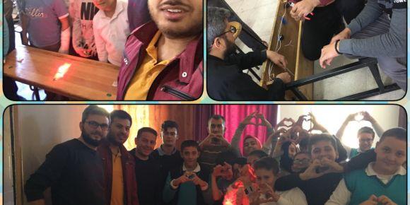 Beyşehir'de okullar arası işbirliği