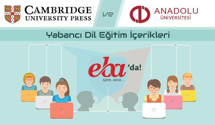 Cambridge ve Anadolu Üniversitesi Yabancı Dil Eğitim İçerikleri