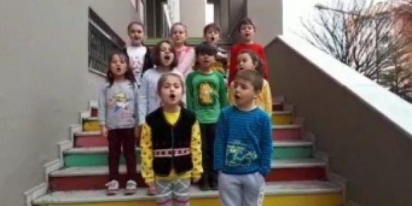 Tohumlar şarkısını söylüyoruz