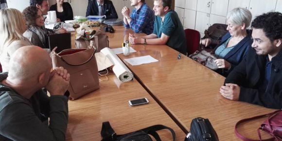Erasmus Plus proje döngüsü - Vali Kadir Uysal Ortaokulu