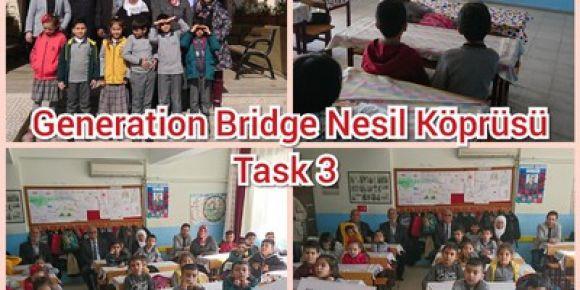 Nesil Köprüsü eTwinng projesi