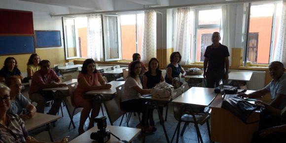 İlçe zümre öğretmenler toplantısı