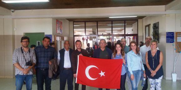 Mersin -Çavuşlu Ortaokulu Erasmus+ KA101 kapsamındaki  Braga ziyaretini gerçekleştirdi