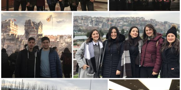 Kestanelik Çok Programlı Anadolu Lisesi gezi etkinliği