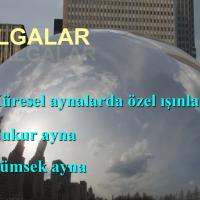 Küresel Aynalar - 1