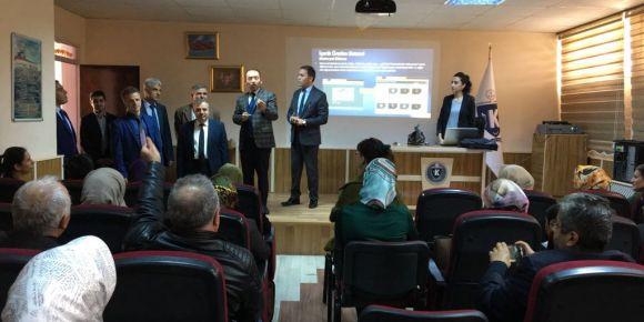 Gaziantep Kurtuluş İlkokulu Eba Fatihi proje tanıtımı