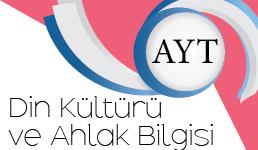 LYS Din Kültürü ve Ahlak Bilgisi