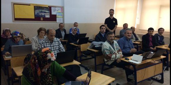 Dijital öğretmen 2.etap kursu