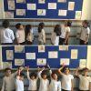 """Valiler İlkokulu """"Bu Kitabı Birlikte Okuyalım"""" projesi 3/C sınıf panosu hazırlandı"""