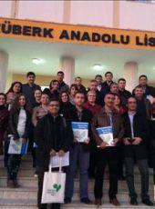 Öğretmen Akademisi Vakfı Kilis'te İlk Eğitimini Okulumuzda Verdi
