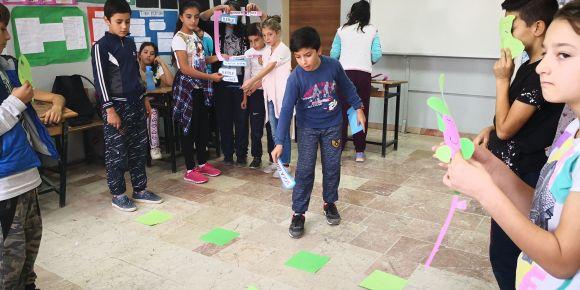 Yeniköy Ortaokulu Kodluyor