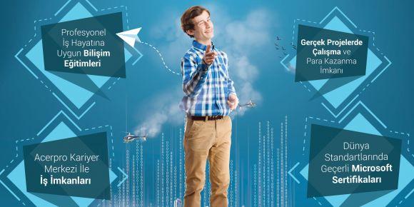 Bilişim teknolojileri alanında örnek proje