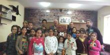 Merkezimiz öğrencileri ünlü çocuk kitabı yazar-şairi Bestami Yazgan ile buluştu