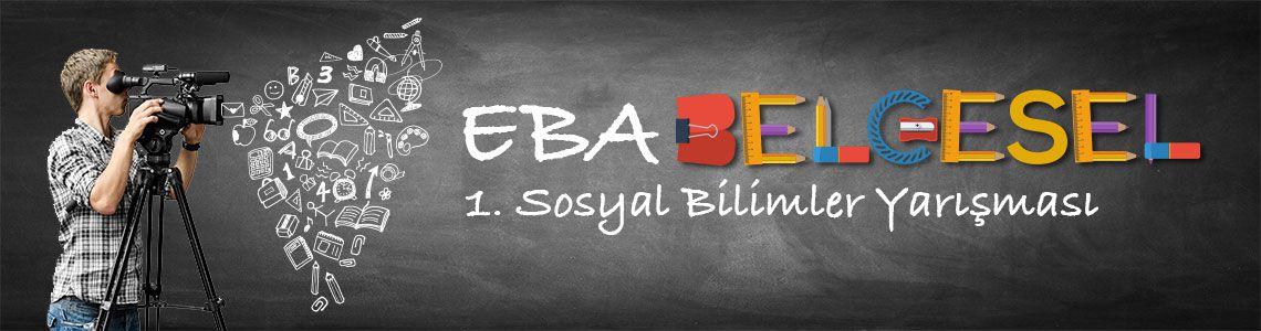 EBA Belgesel Yarışması Başlıyor!