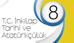Türkiye Cumhuriyeti İnkılap Tarihi ve Atatürkçülük Dersi, Kazanım Kavrama Testleri.