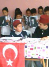 Yozgat Saray Yibitaş Lafarge Ortaokulu 12 Mart İstiklal Marşı' nın Kabulü Programı